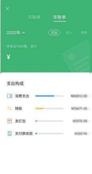 2020微信年度账单生成器app下载官网最新版图片1