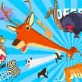 不寻常的鹿模拟器游戏