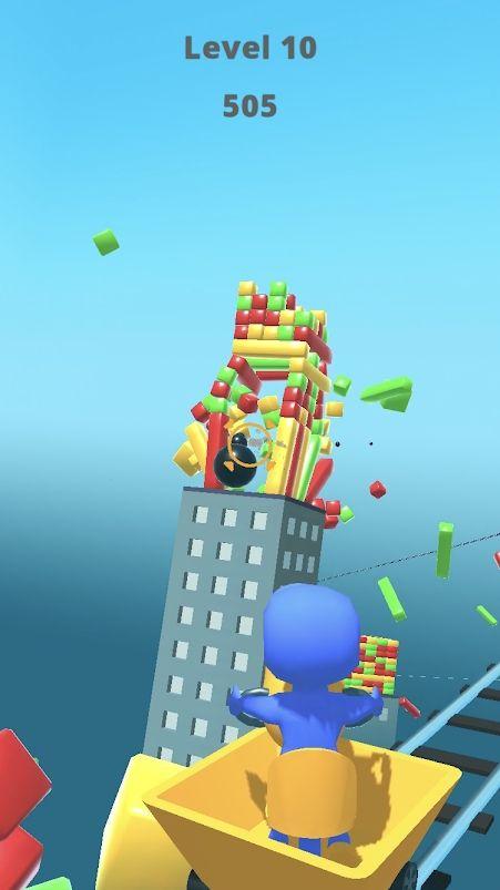 铁轨射击手游戏安卓版图片1