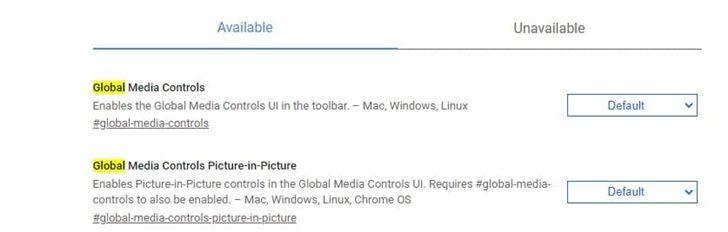 """谷歌Chrome浏览器:新增全局媒体控件""""画中画""""功能[多图]图片2"""