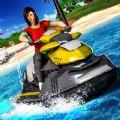 动力船水上运动摩托艇和游轮驾驶模拟器3D游戏