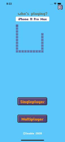 New Snakie游戏图2