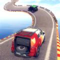 超级斜坡SUV特技挑战游戏