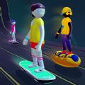 氣墊板競速多(duo)人挑戰游戲