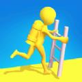梯子赛跑游戏