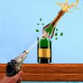 瓶子射击狙击学院游戏