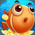 快乐淘金鱼游戏