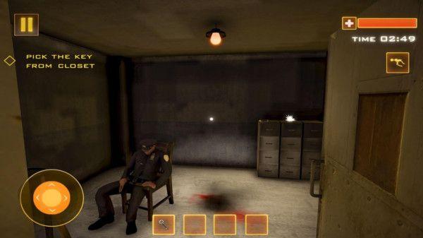 诡秘越狱模拟器游戏图1