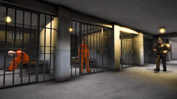 诡秘越狱模拟器游戏图2