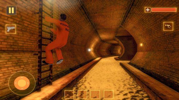 诡秘越狱模拟器官网手机版游戏图片1