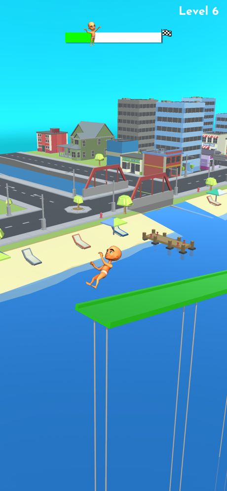 Ragdoll Slide游戏图2