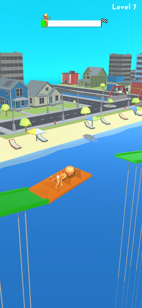 Ragdoll Slide游戏图3