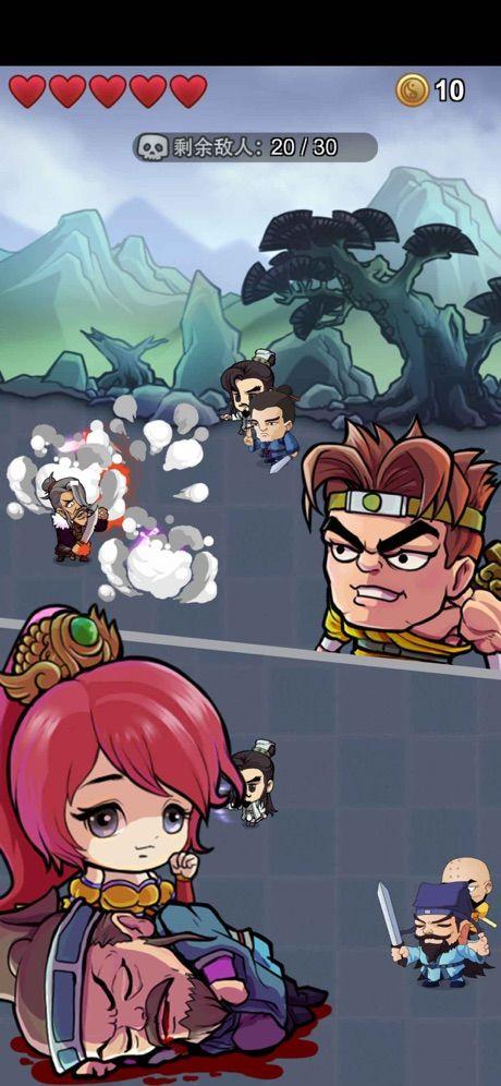 武侠飞刀客安卓最新版游戏图片1