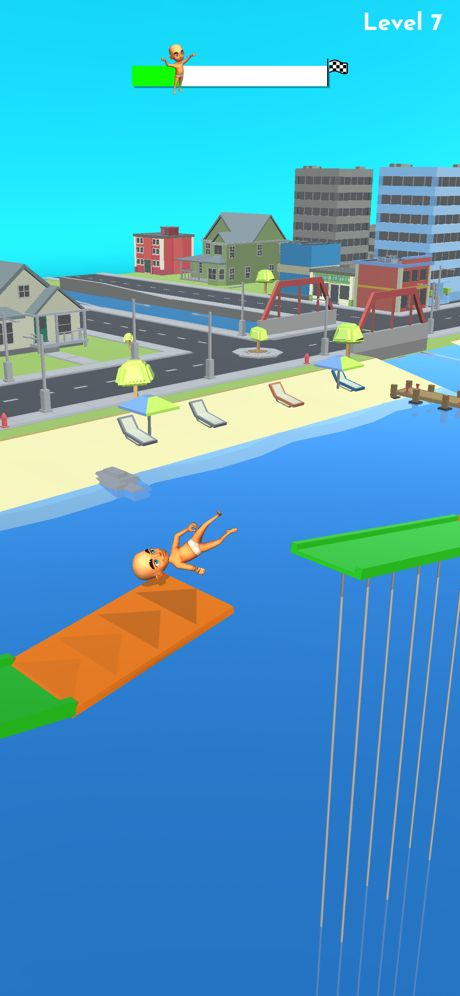 Ragdoll Slide游戏中文安卓版图片1