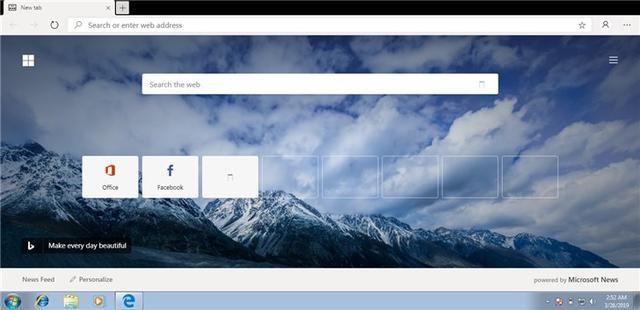 Chromium版Edge浏览器窗口突然变黑怎么办?解决办法分享[多图]