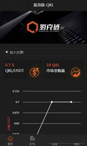 QKL氢克链app图2