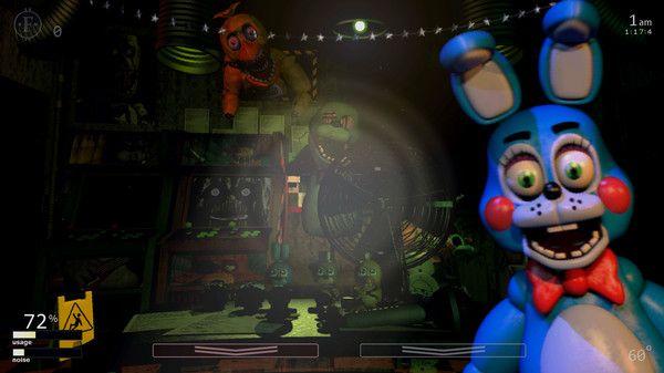 玩具熊終極定制之夜手機版中文破解版(Ultimate Custom Night)圖片2