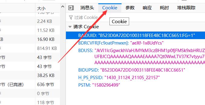 使用浏览器时复制cookie数据的方法[多图]