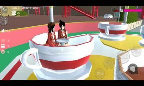 樱花校园模拟器1.037.76版本中文最新破解版图片1