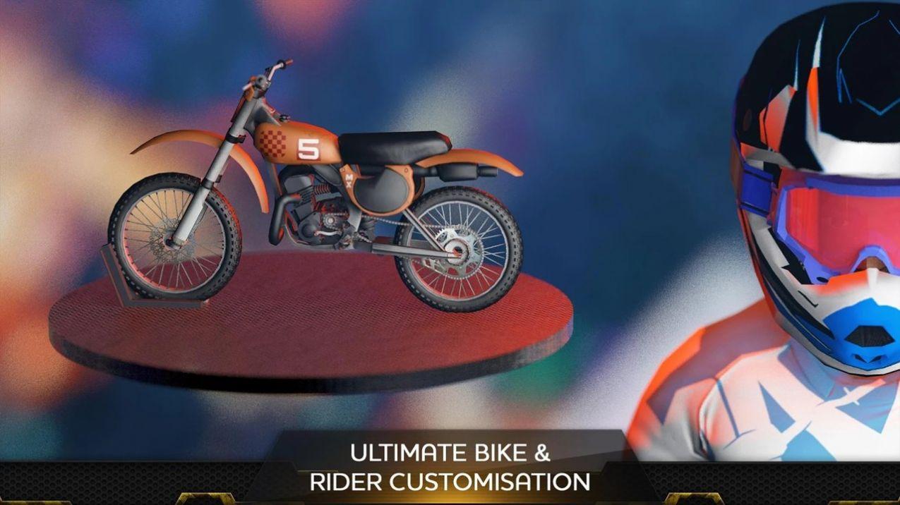 TiMX这是越野摩托车游戏图3