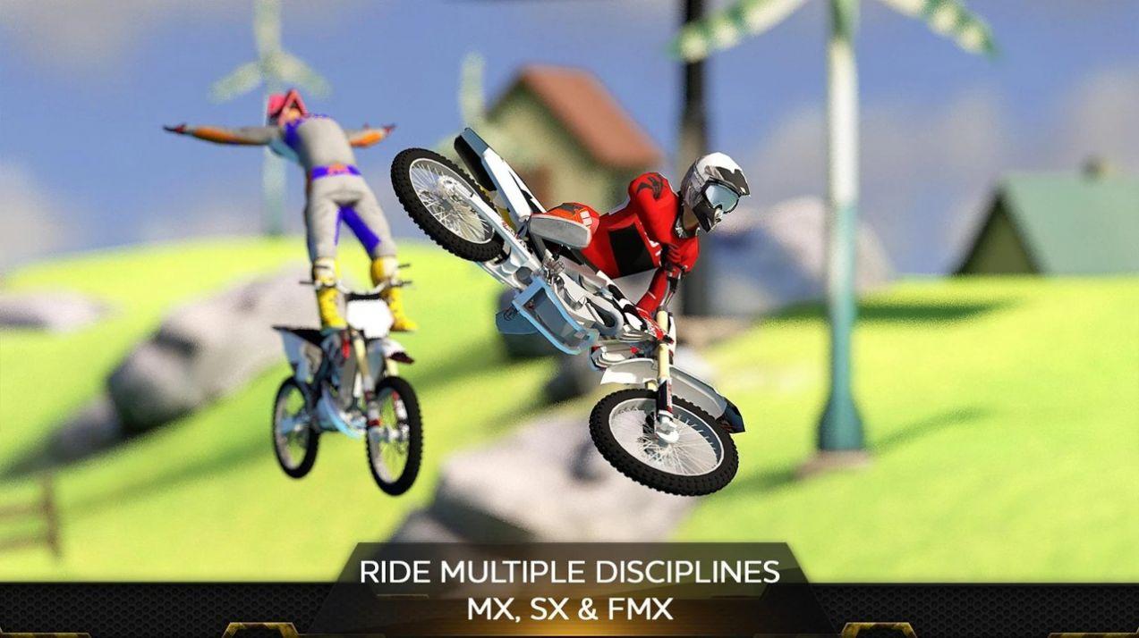 TiMX这是越野摩托车游戏官方版图片1