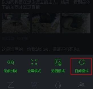 360浏览器怎么关闭夜间模式[多图]图片3