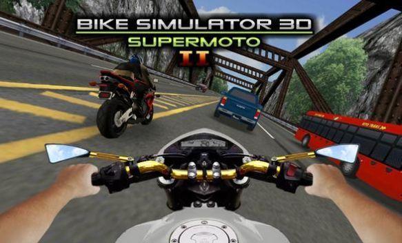 川崎h2摩托车自由驾驶游戏图2