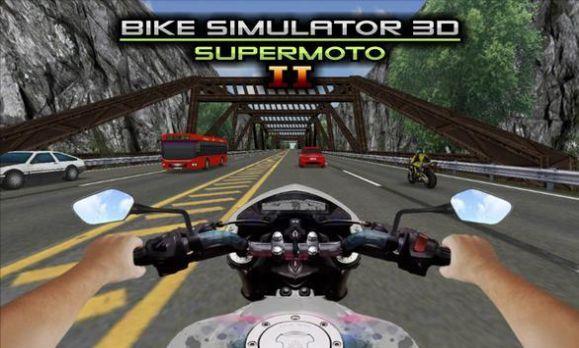 川崎h2摩托车游戏破解版图1