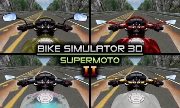 川崎h2摩托车游戏无限金币破解版图片1