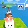 小牛过河游戏