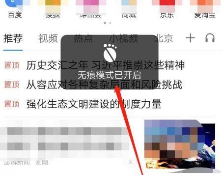 搜狗浏览器怎么开启无痕浏览模式?搜狗浏览器开启无痕浏览模式的方法[多图]图片6