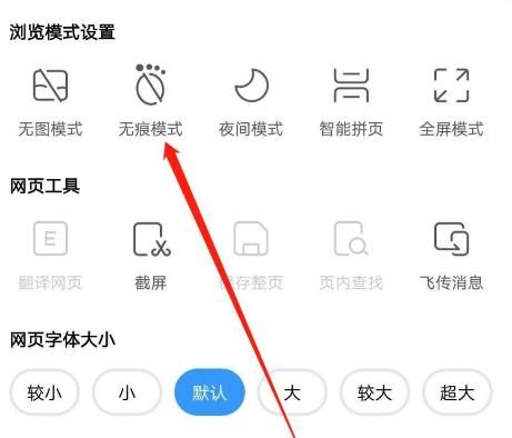 搜狗浏览器怎么开启无痕浏览模式?搜狗浏览器开启无痕浏览模式的方法[多图]图片5