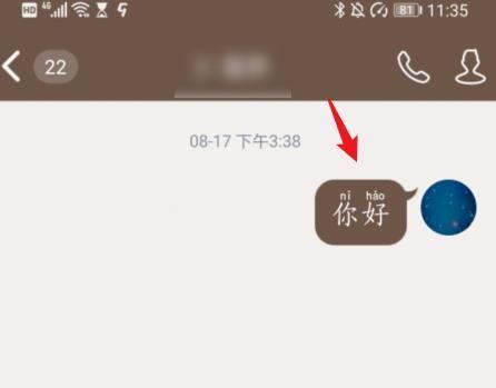 QQ聊天消息怎么设置显示拼音?QQ聊天消息设置显示拼音的方法[多图]图片6