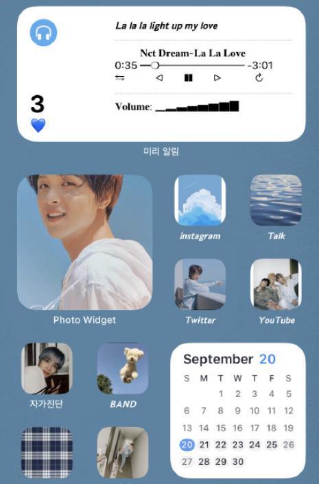 苹果ios14小组件照片怎么显示?苹果ios14小组件照片使用的方法[多图]
