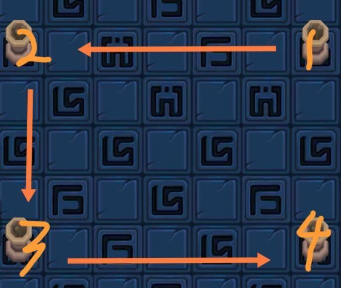 坎公骑冠剑迷宫4通关攻略大全,最佳点火路线图文一览[多图]图片2