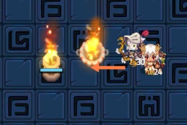 坎公骑冠剑迷宫4通关攻略大全,最佳点火路线图文一览[多图]图片6