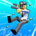 警察武士冲突游戏