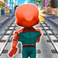 超级蜘蛛地铁游戏