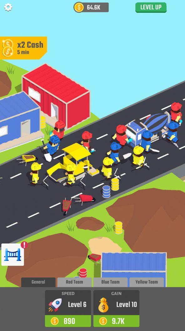 疯狂建桥游戏攻略图1