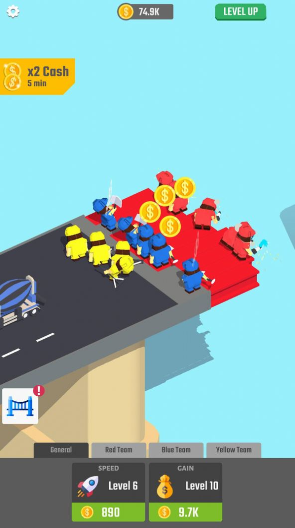 疯狂建桥模拟器游戏攻略官方版图片1