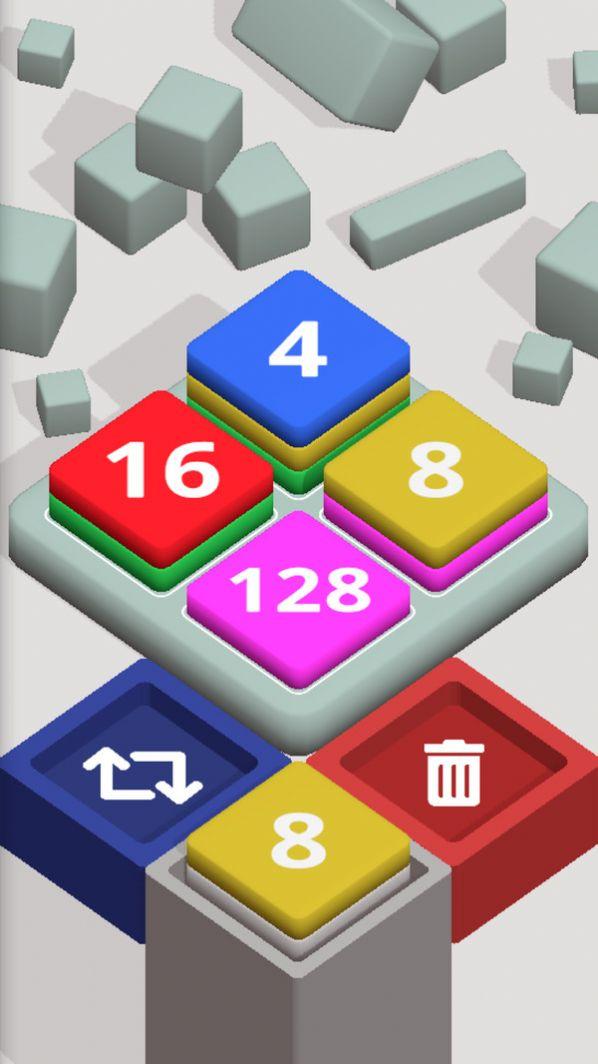 2048方块堆栈游戏图2