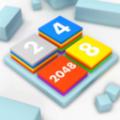 2048方块堆栈游戏