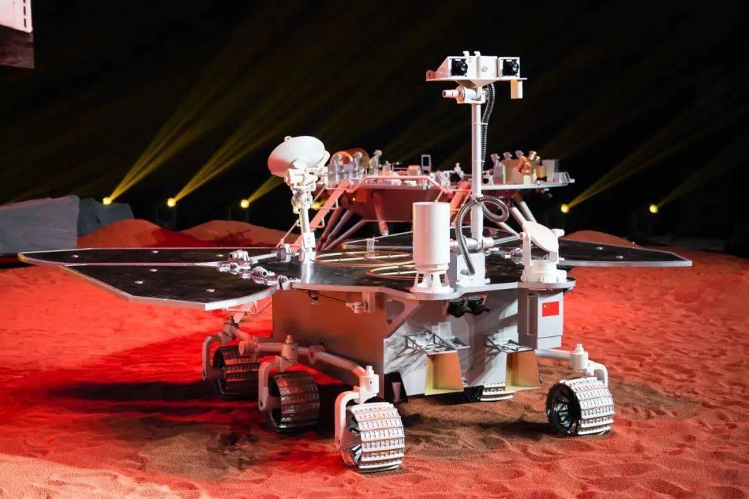 中国第一辆火星车全球征名活动什么时候开始?中国第一辆火星车全球征名活动正式启动[多图]