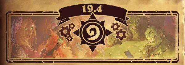 炉石传说1月22日更新了什么?19.4补丁更新内容说明[多图]