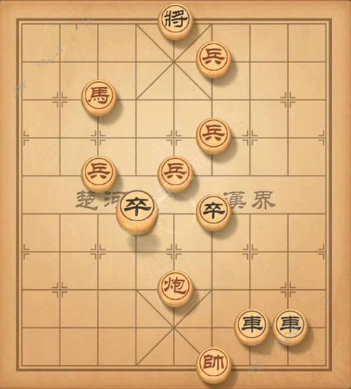 天天象棋1月25日残局挑战213期破解步骤图文详解[多图]