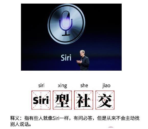 Siri型社交什么意思?Siri型社交是什么梗[多图]图片1