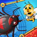 救救小蜜蜂游戏