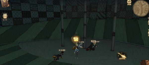 哈利波特魔法觉醒拼图寻宝10.12在什么地方?击球手的首要任务是什么位置一览[多图]图片2