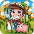 模拟小镇牧场世界游戏