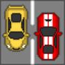 像素公路赛车游戏